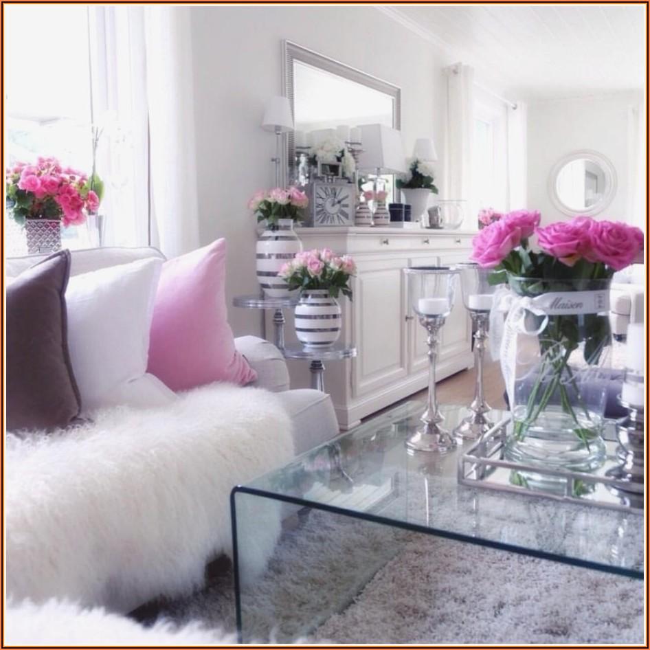 Wohnzimmer Grau Weiß Dekorieren