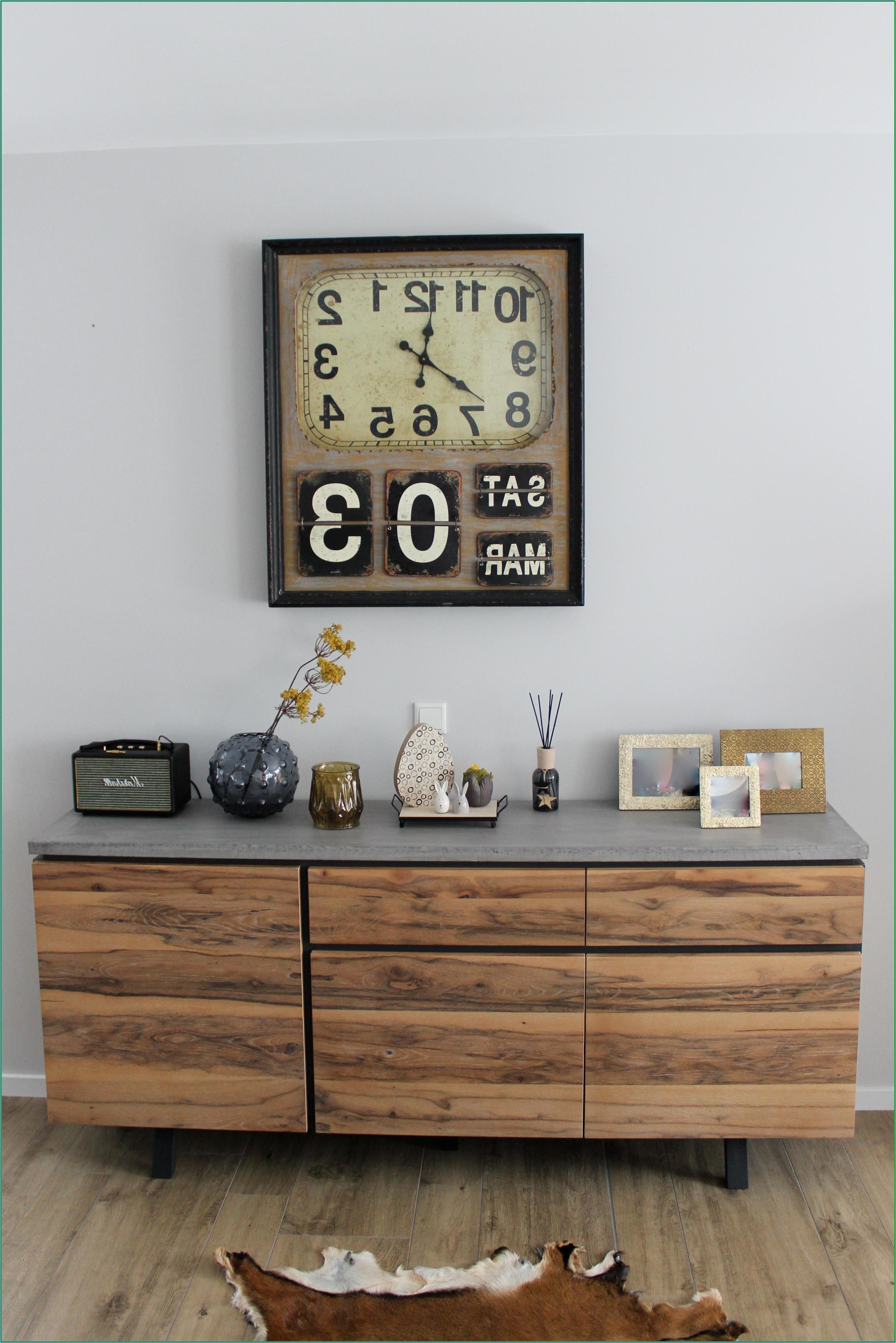 Wohnzimmer Sideboard Deko
