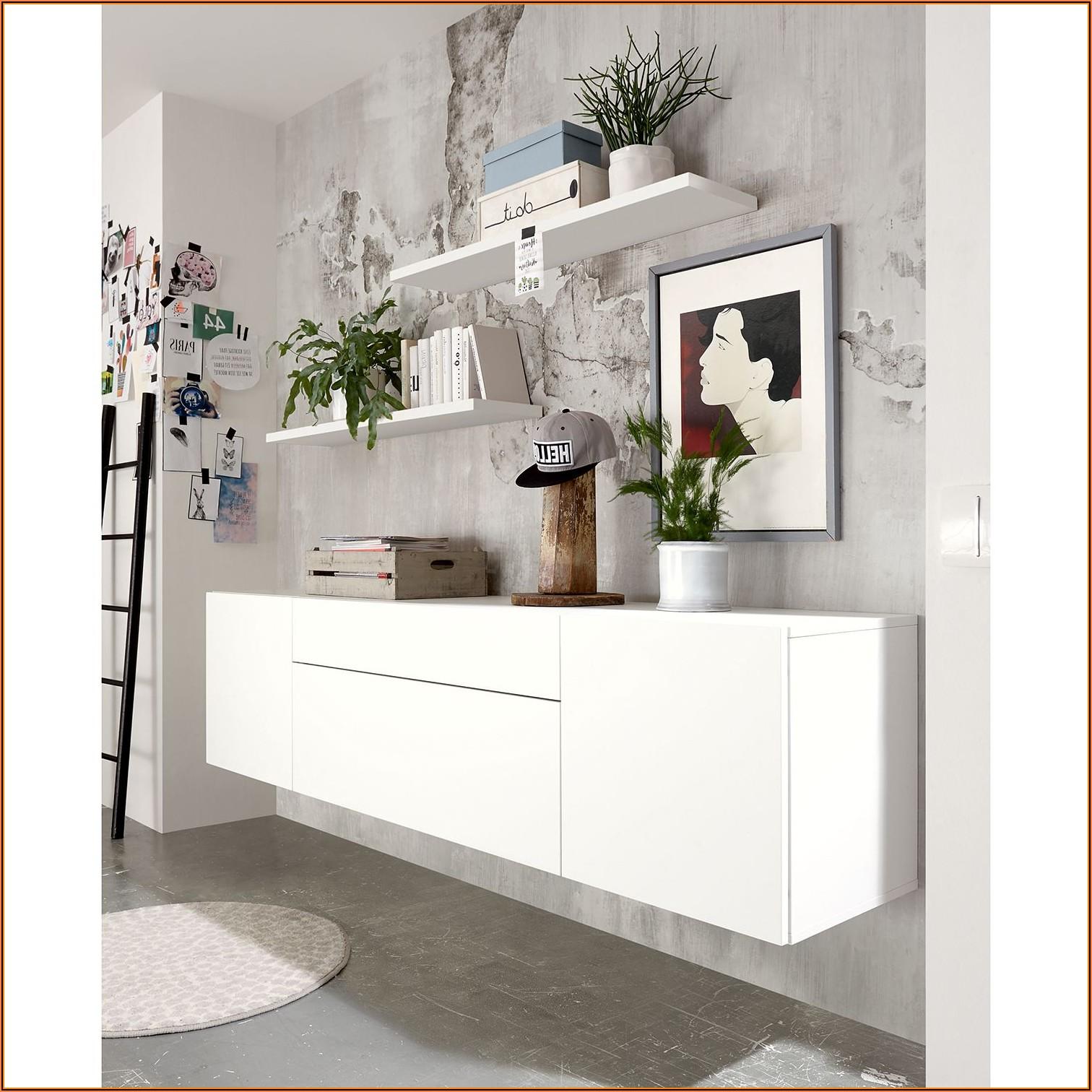 Wohnzimmer Wandboard Deko