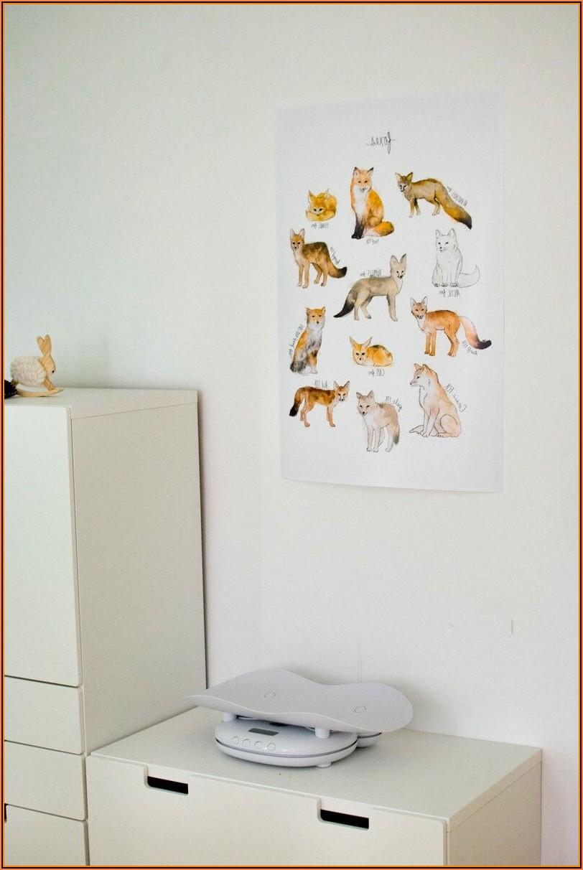 Babyzimmer Ideen Wald