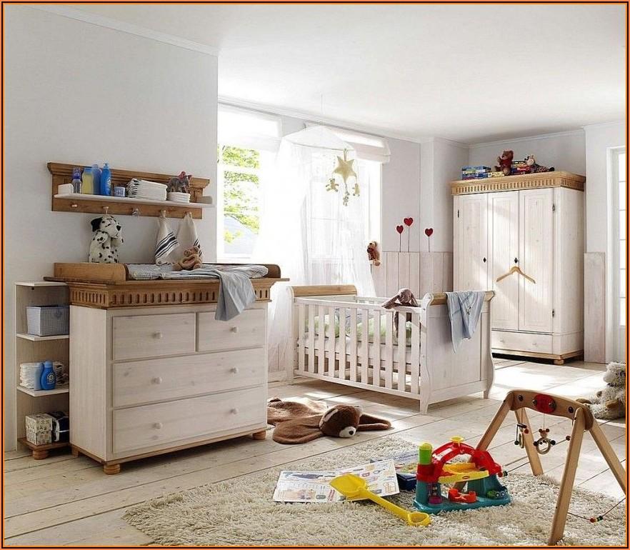 Babyzimmer Komplett Weiss