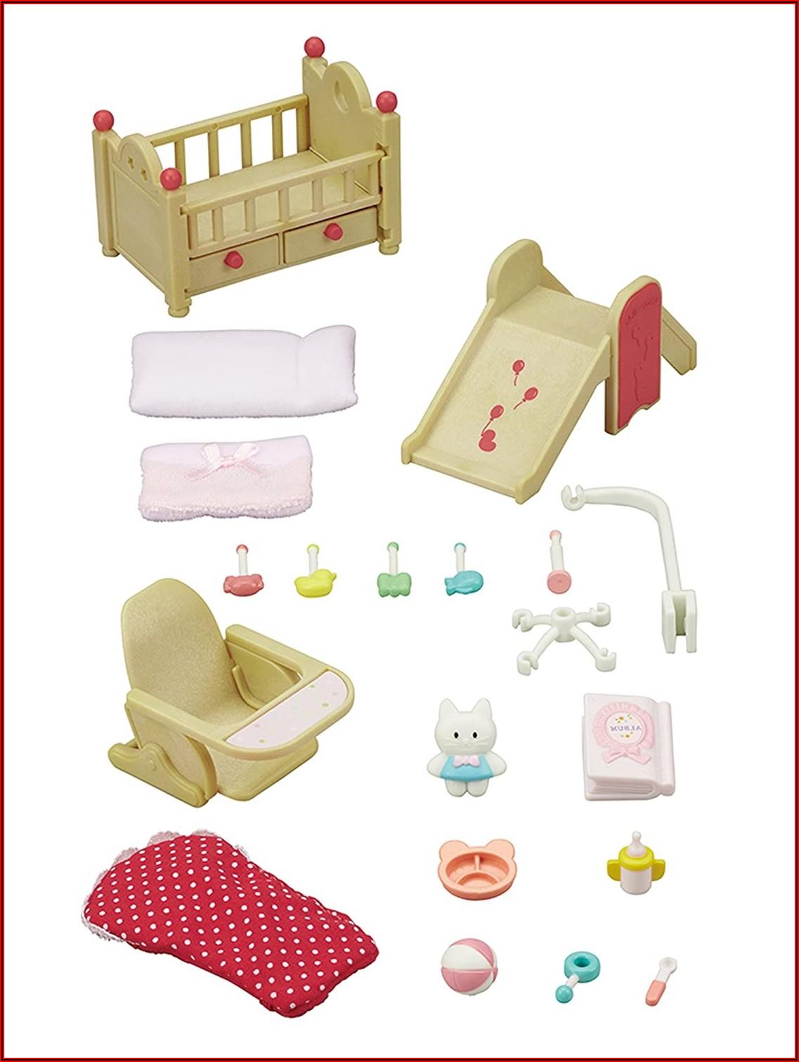 Babyzimmer Set Bunt