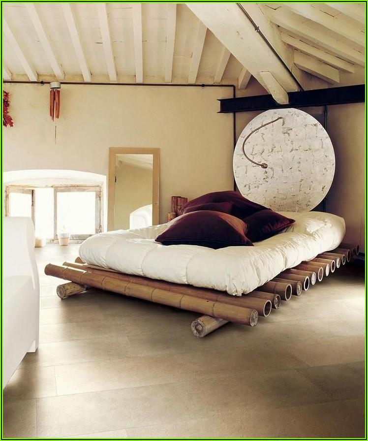 Bambus Deko Schlafzimmer