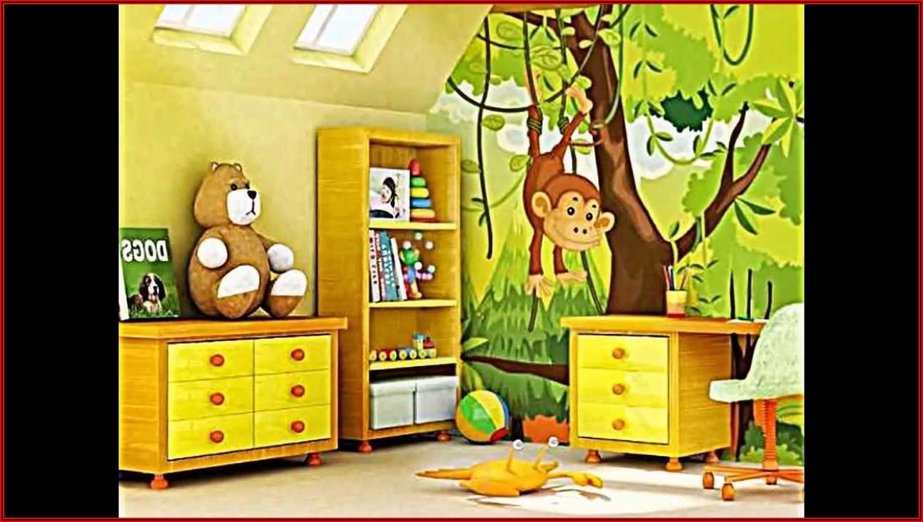 Bild Für Babyzimmer Malen