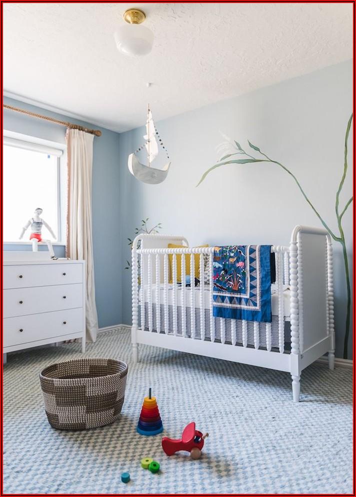Boden Babyzimmer