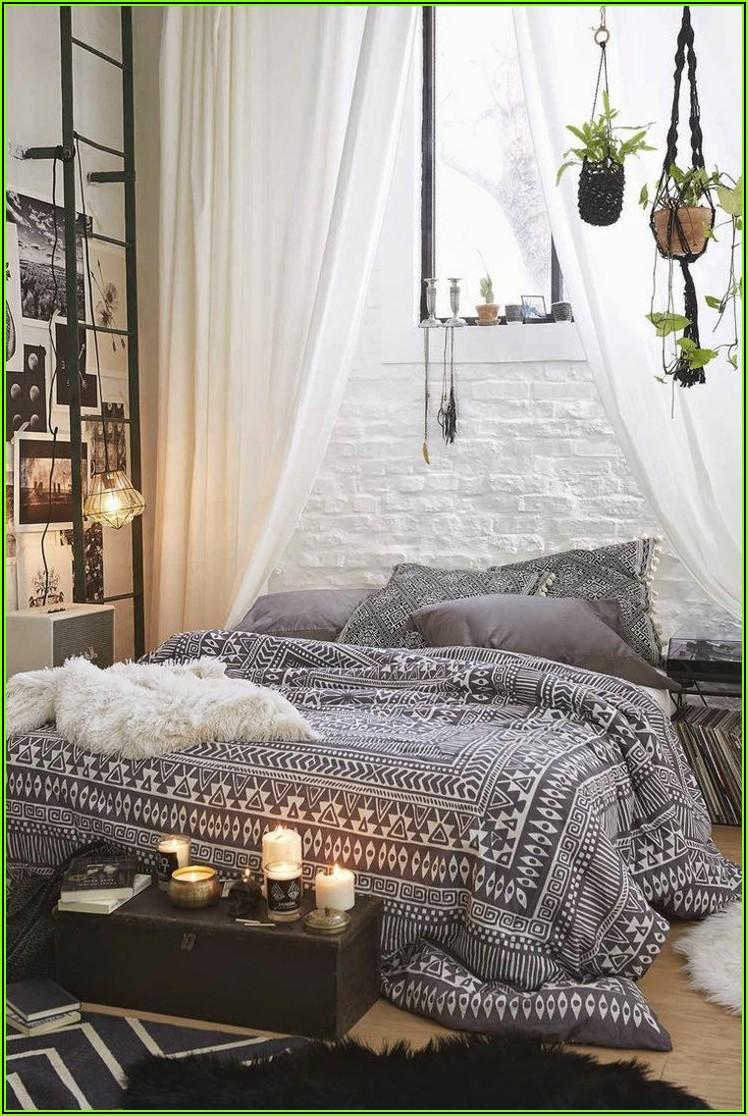 Boho Deko Schlafzimmer