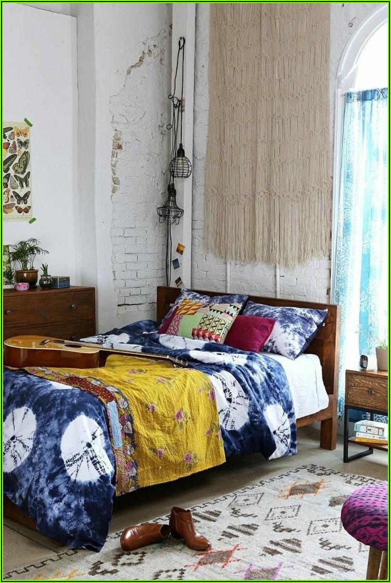 Boho Style Deko Schlafzimmer