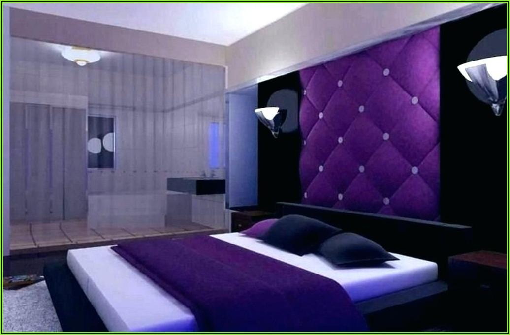 Deko Lila Schlafzimmer