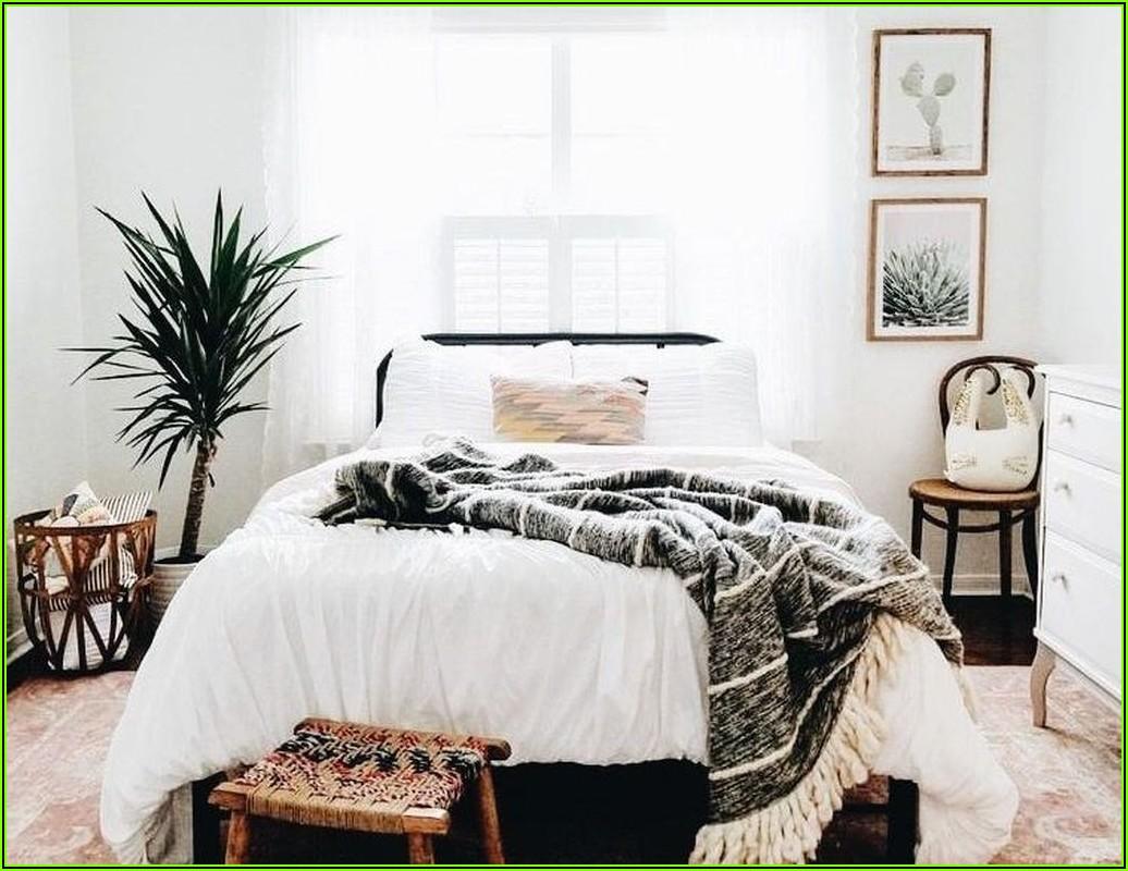 Deko Pflanzen Schlafzimmer