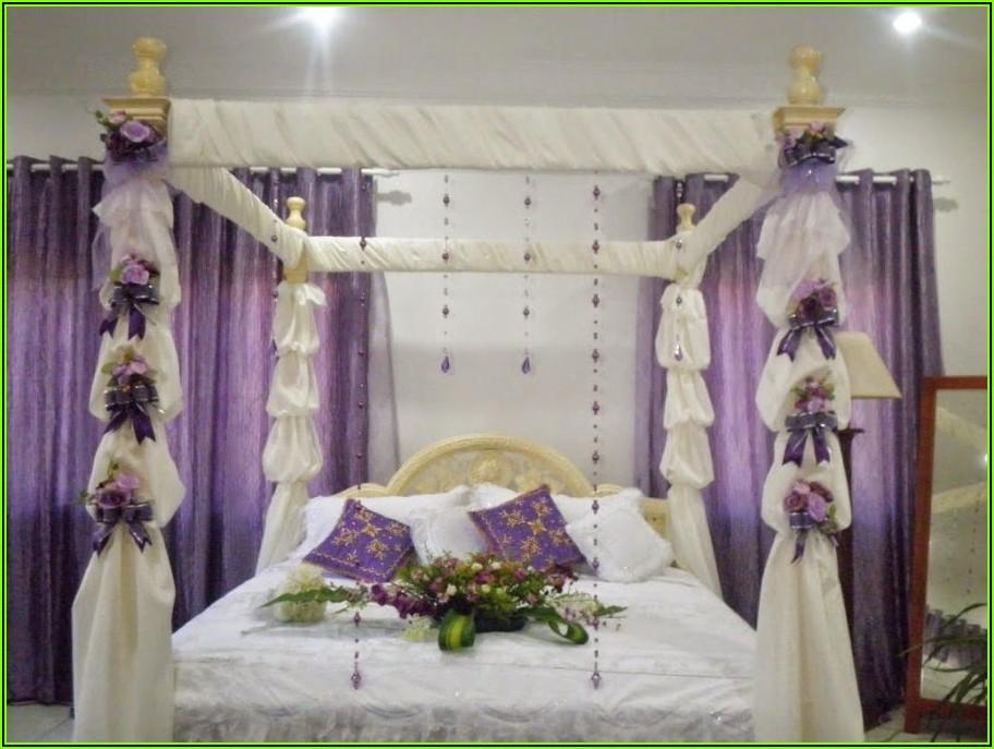 Deko Schlafzimmer Hochzeit