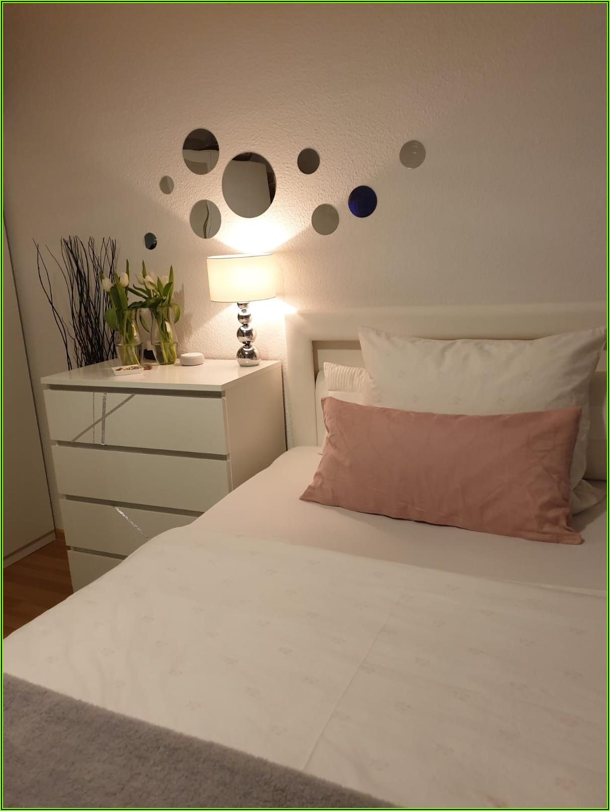 Deko Schlafzimmer Weiß