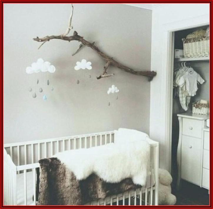 Deko Wand Babyzimmer