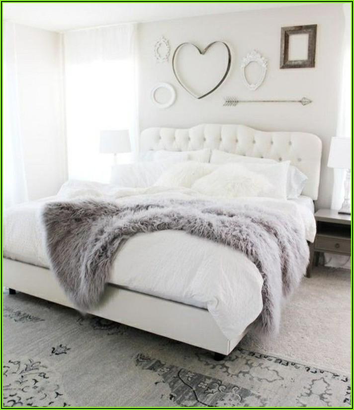 Deko Weisses Schlafzimmer