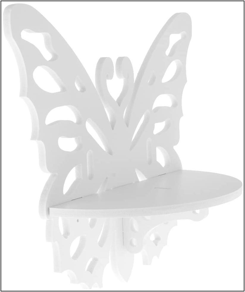 Deko Wohnzimmer Schmetterling