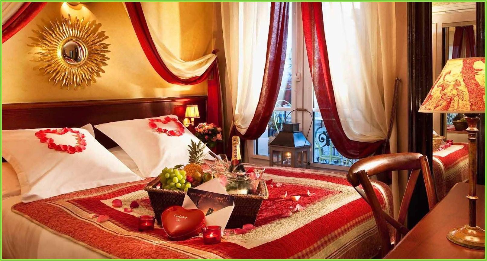 Dekoration Hochzeit Schlafzimmer