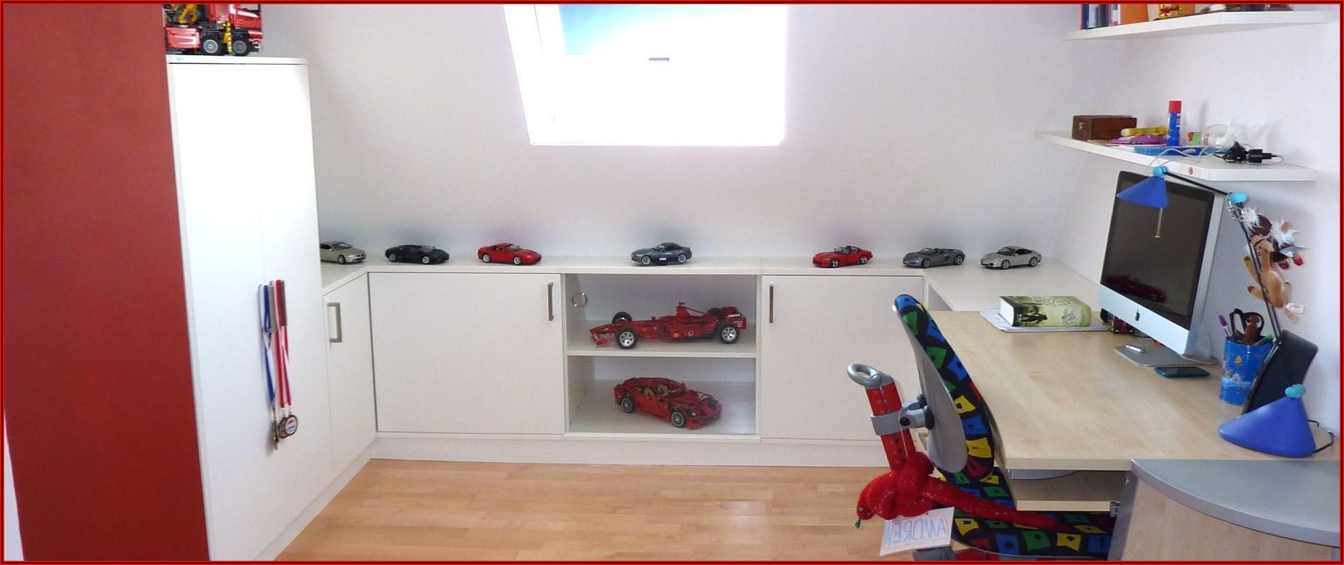 Einrichtung Kleines Kinderzimmer