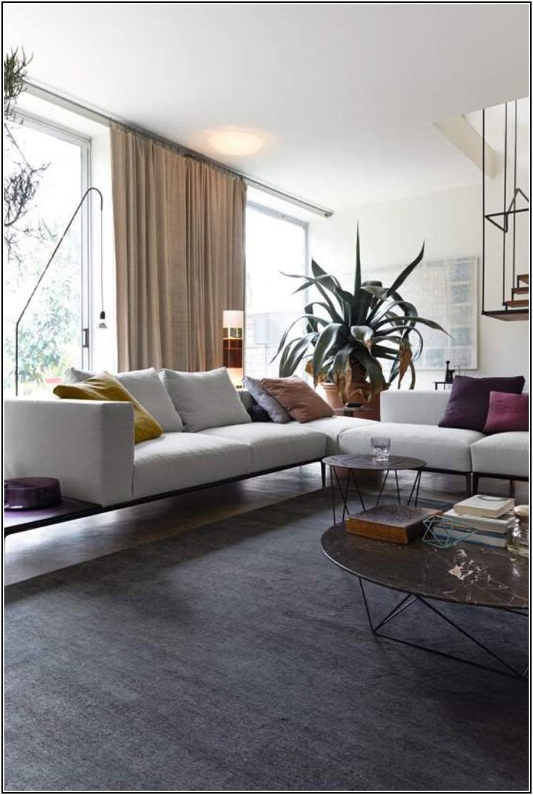 Exklusive Wohnzimmer Deko