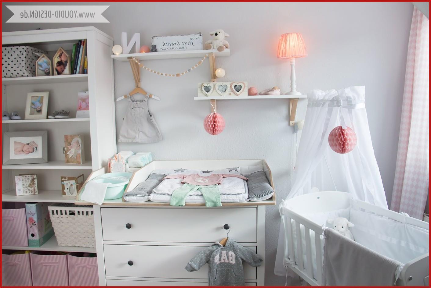 Fensterbank Deko Babyzimmer