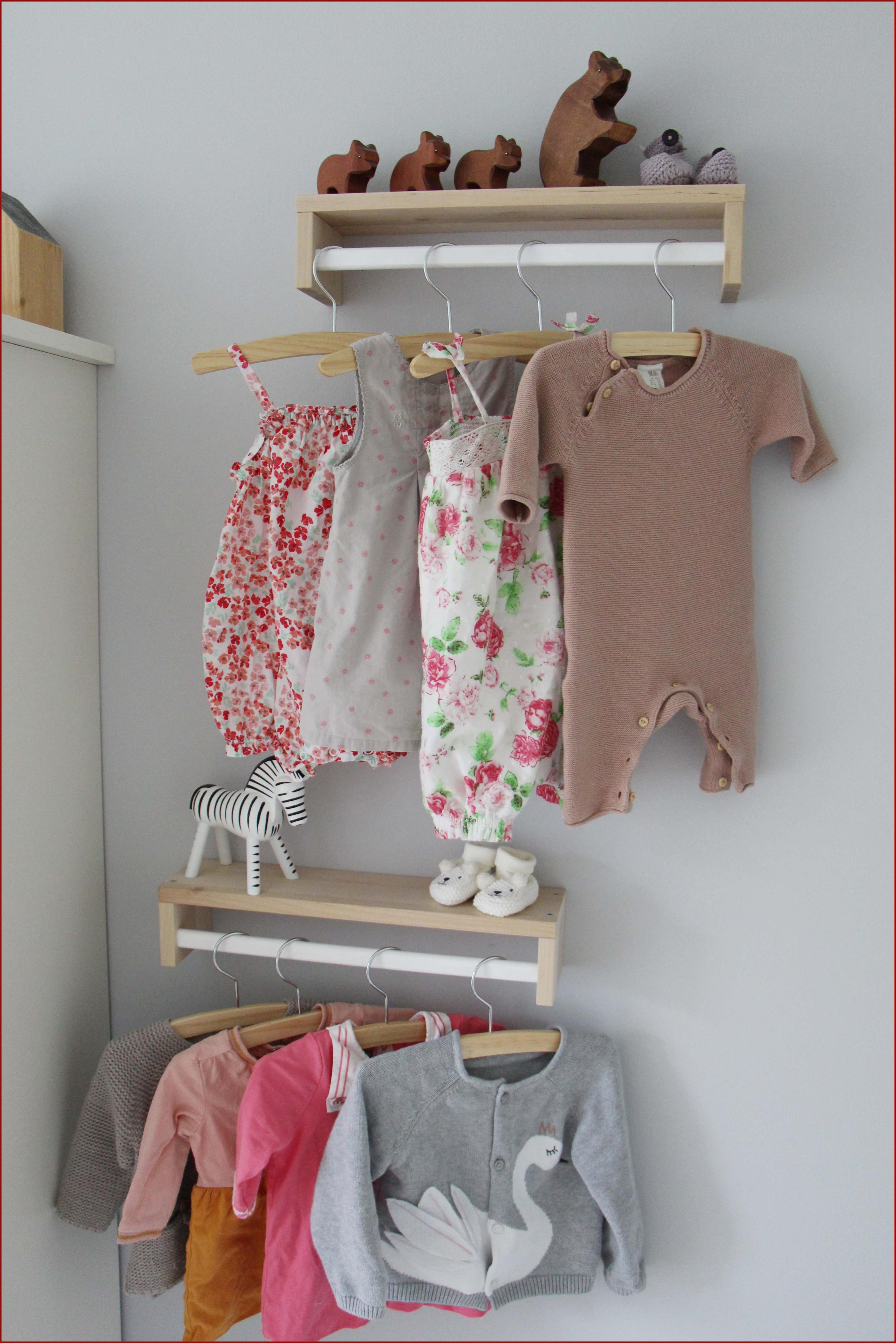 Garderobe Kinderzimmer Diy