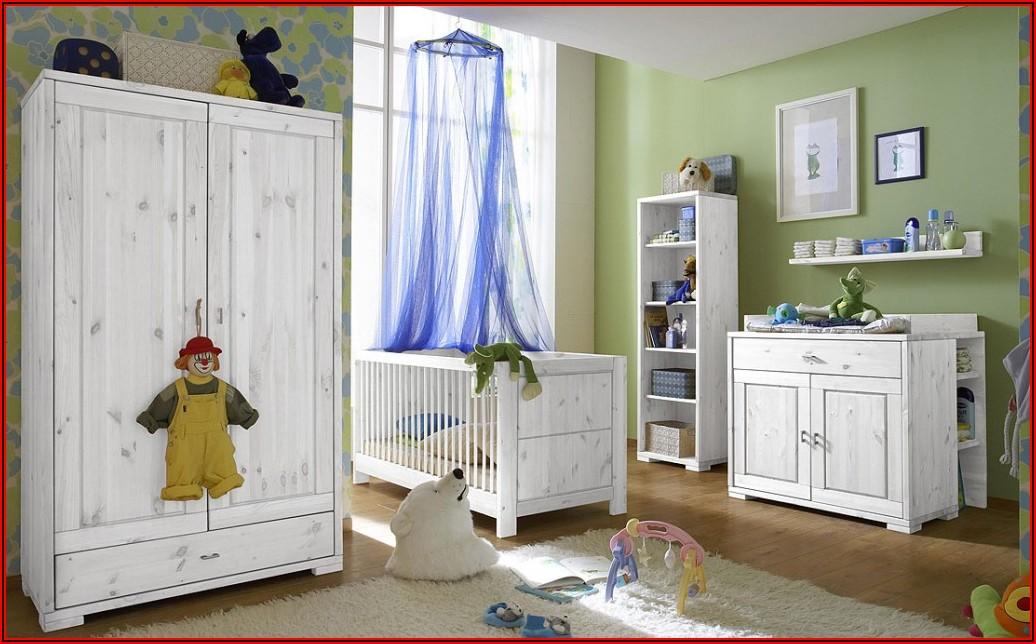 Gardinen Babyzimmer Blau