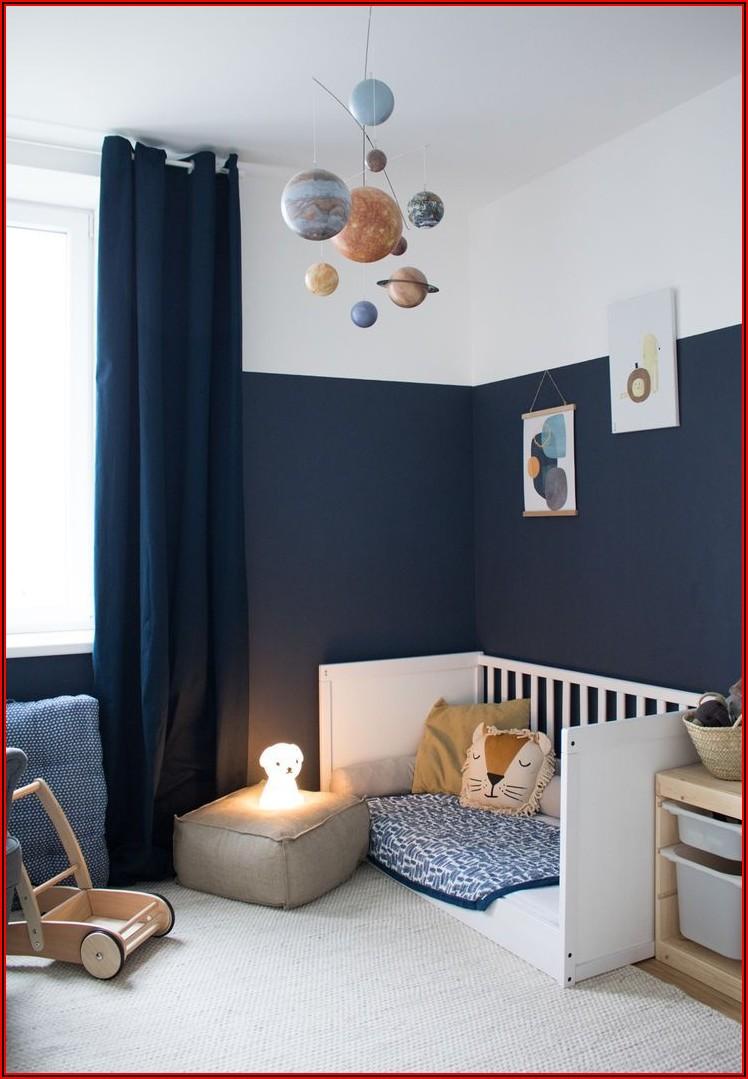 Gestaltung Babyzimmer Wände