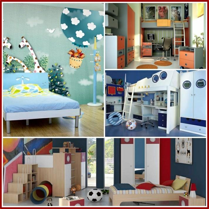 Gestaltungsideen Kinderzimmer Junge