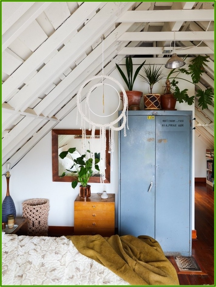 Goldene Deko Schlafzimmer