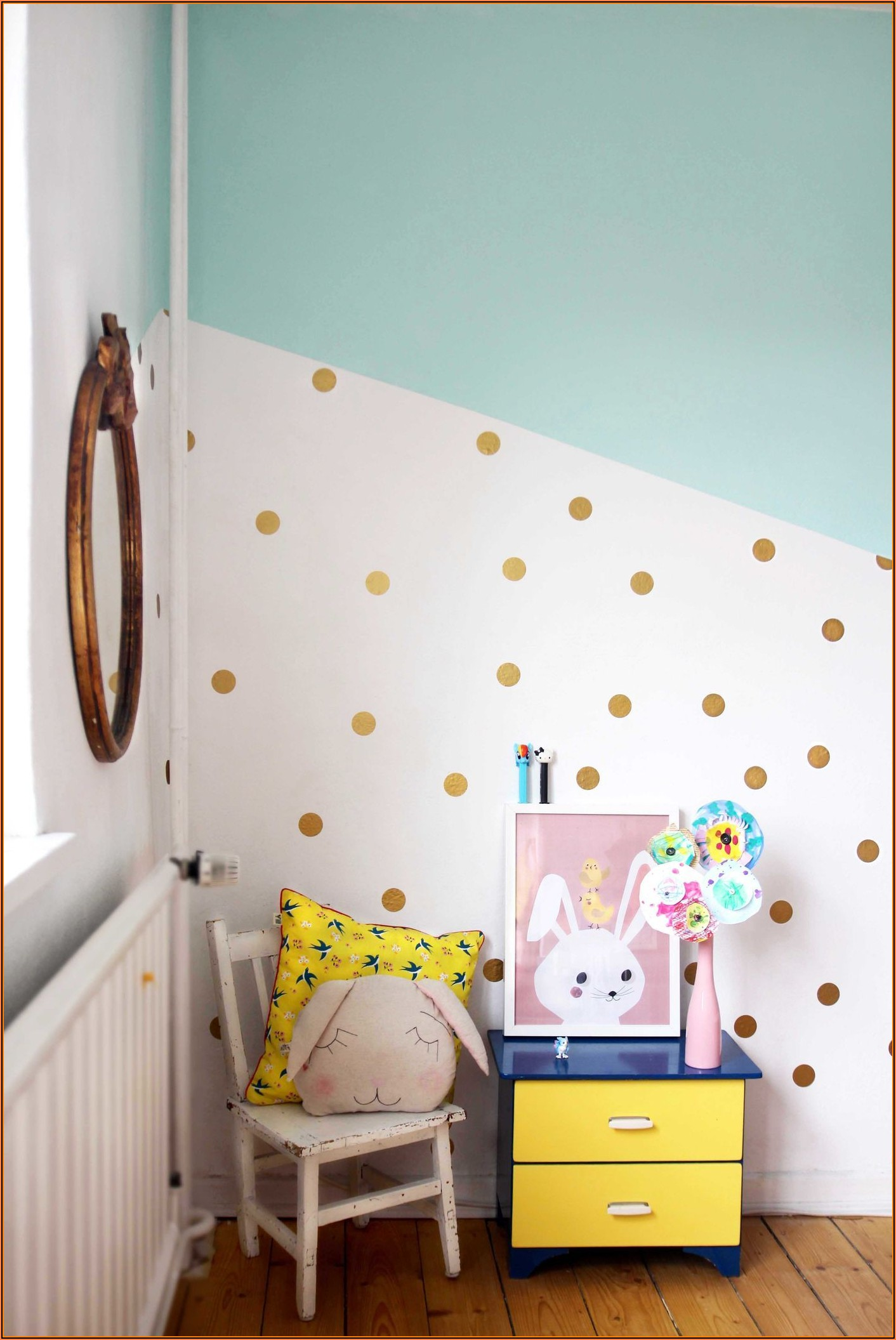 Ideen Farbgestaltung Kinderzimmer
