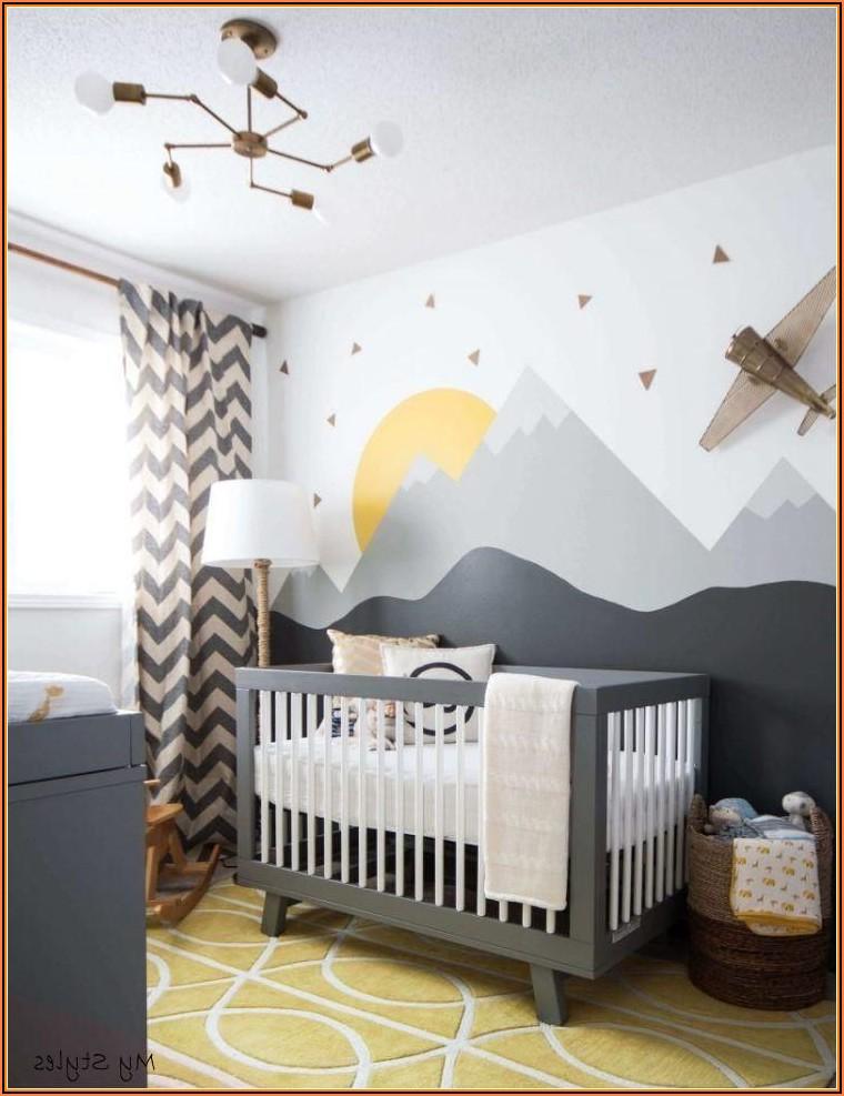 Ideen Mädchen Babyzimmer