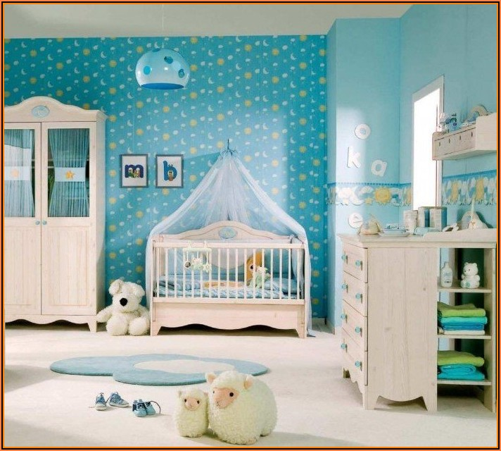 Interior Design Baby Bedroom