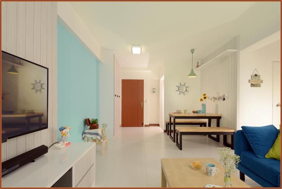 Interior Design Baby Blue