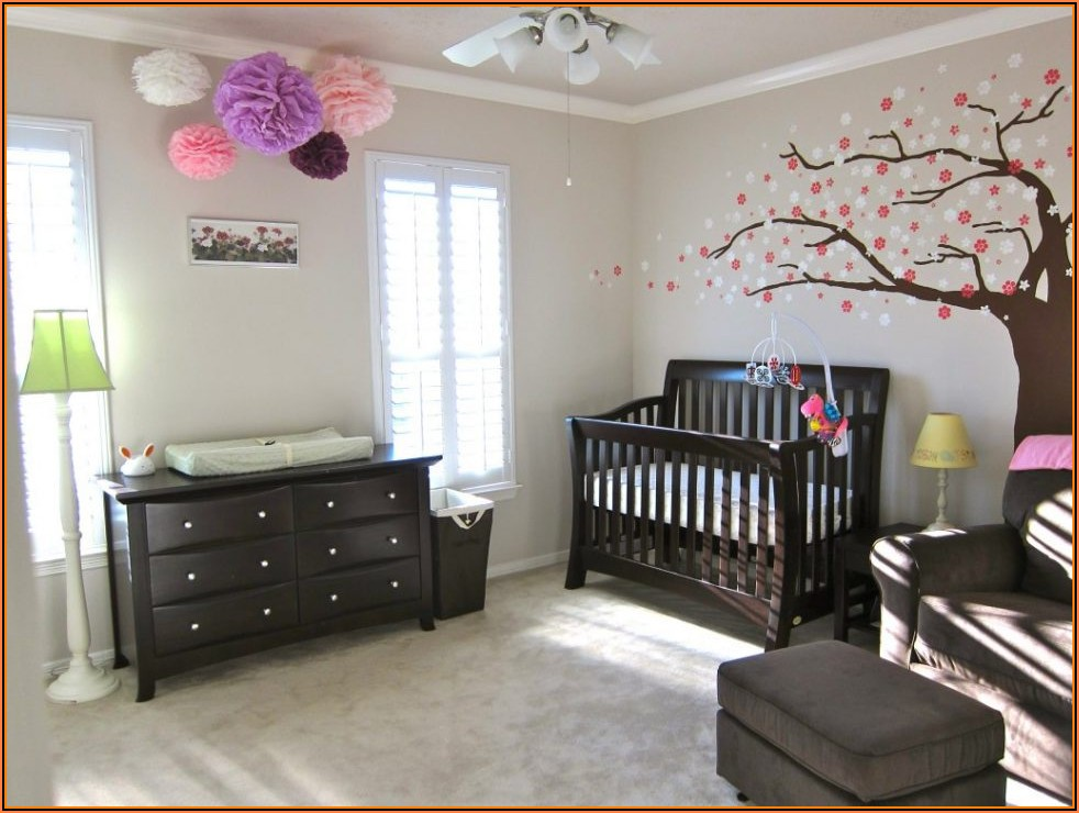 Interior Design Baby Girl Room