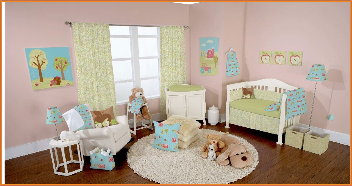 Interior Design Baby Nursery