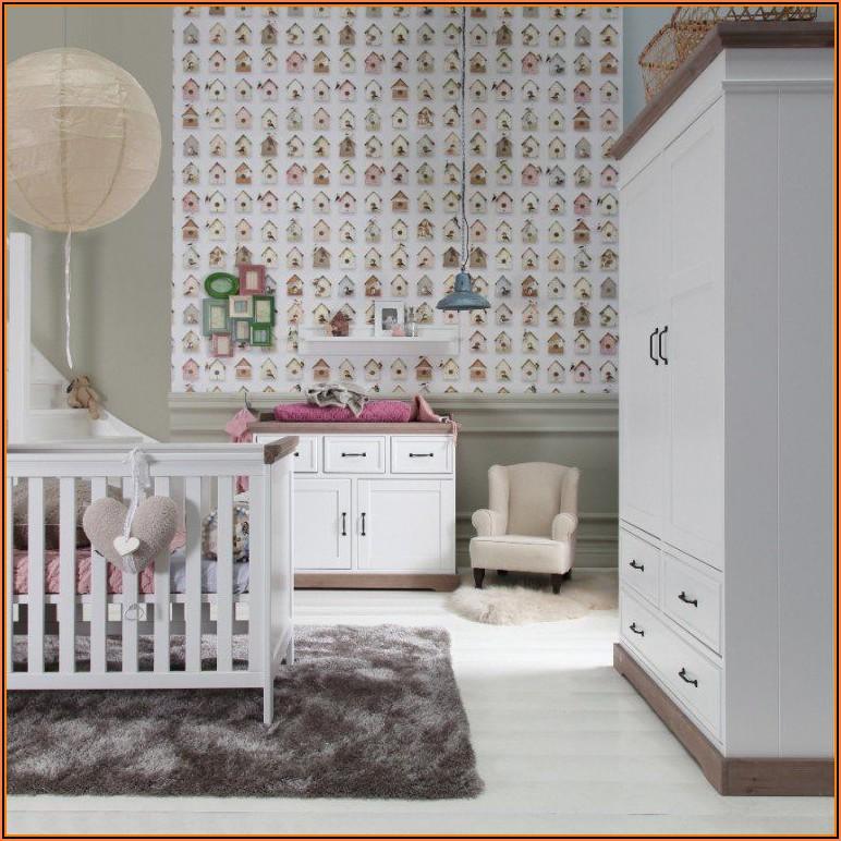 Kidsmill Babyzimmer Grau