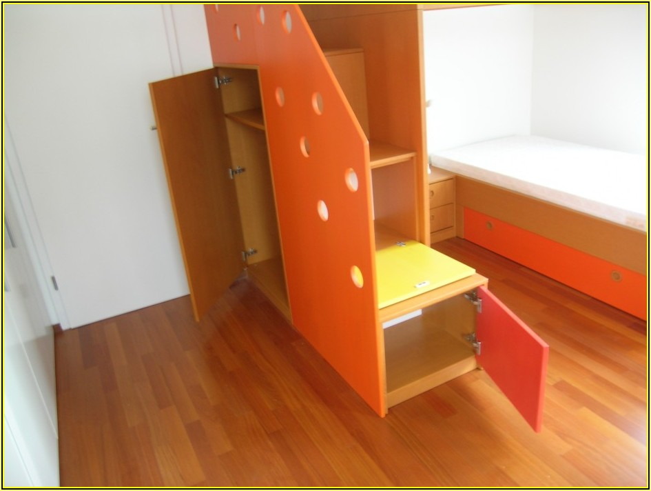 Kinderzimmer 2 Etagen