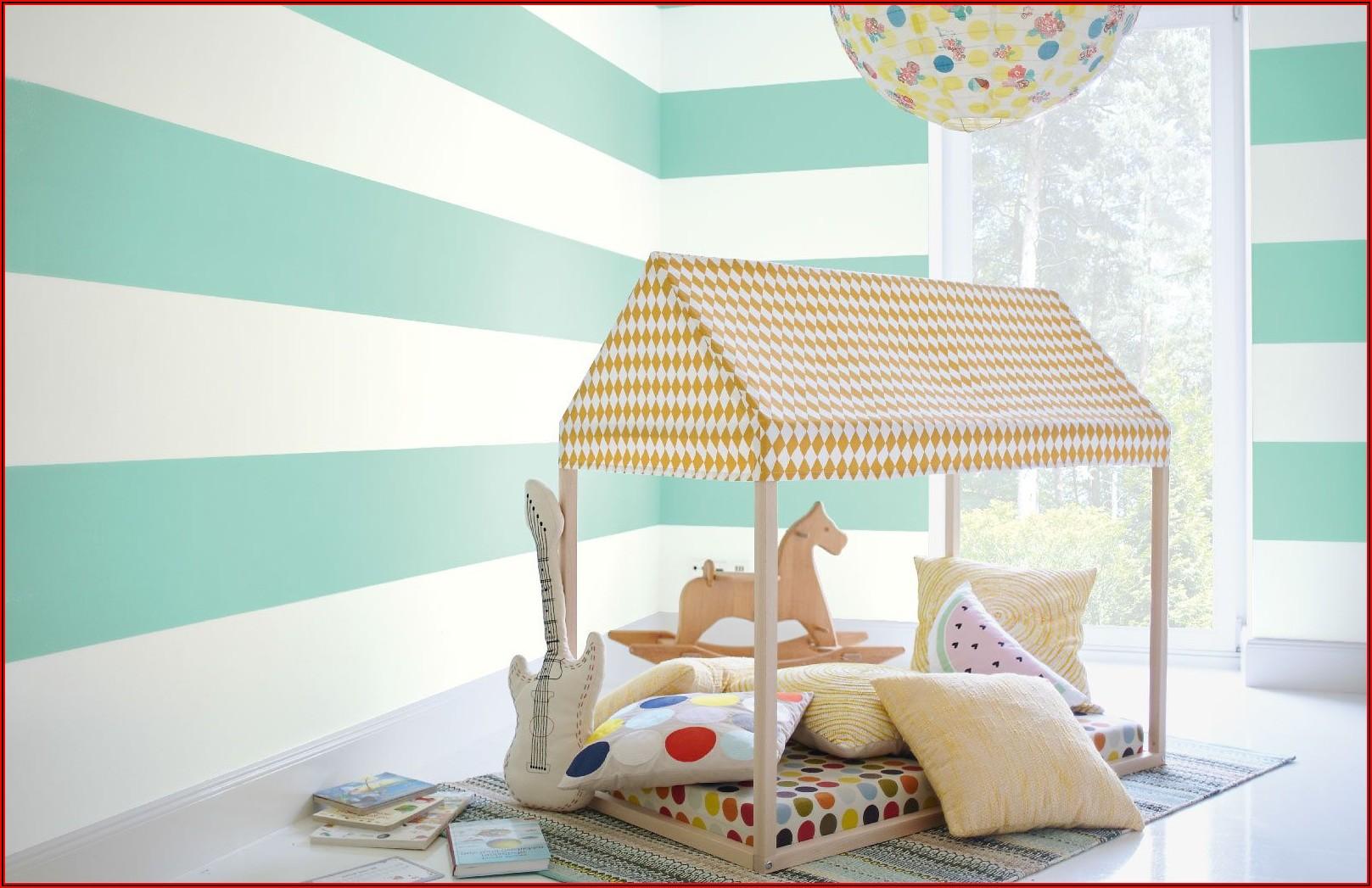 Kinderzimmer Farbe Mint