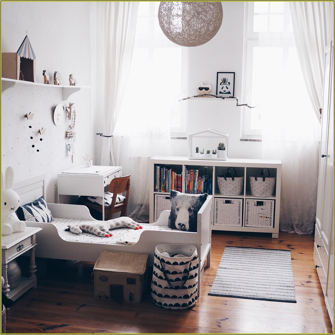 Kinderzimmer Schwarz Weiß Grau