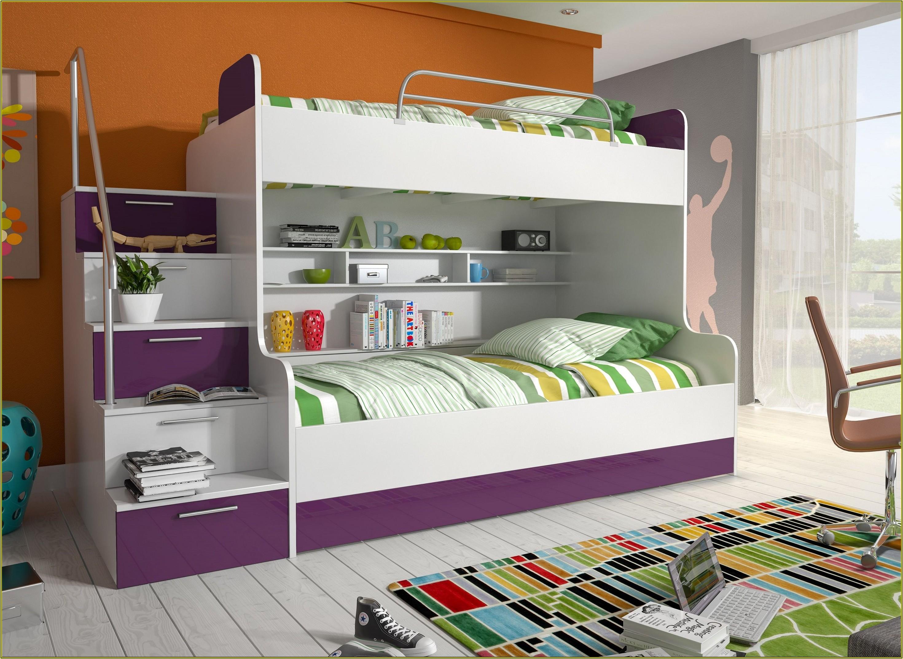 Kinderzimmer Set Mit Etagenbett