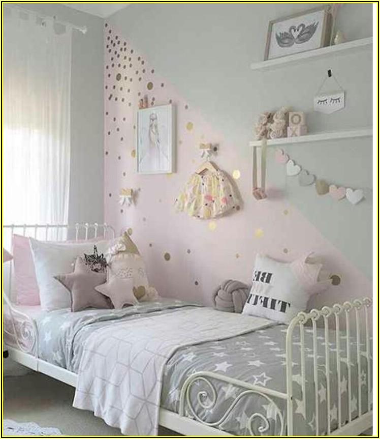 Kinderzimmer Streichen Für Mädchen