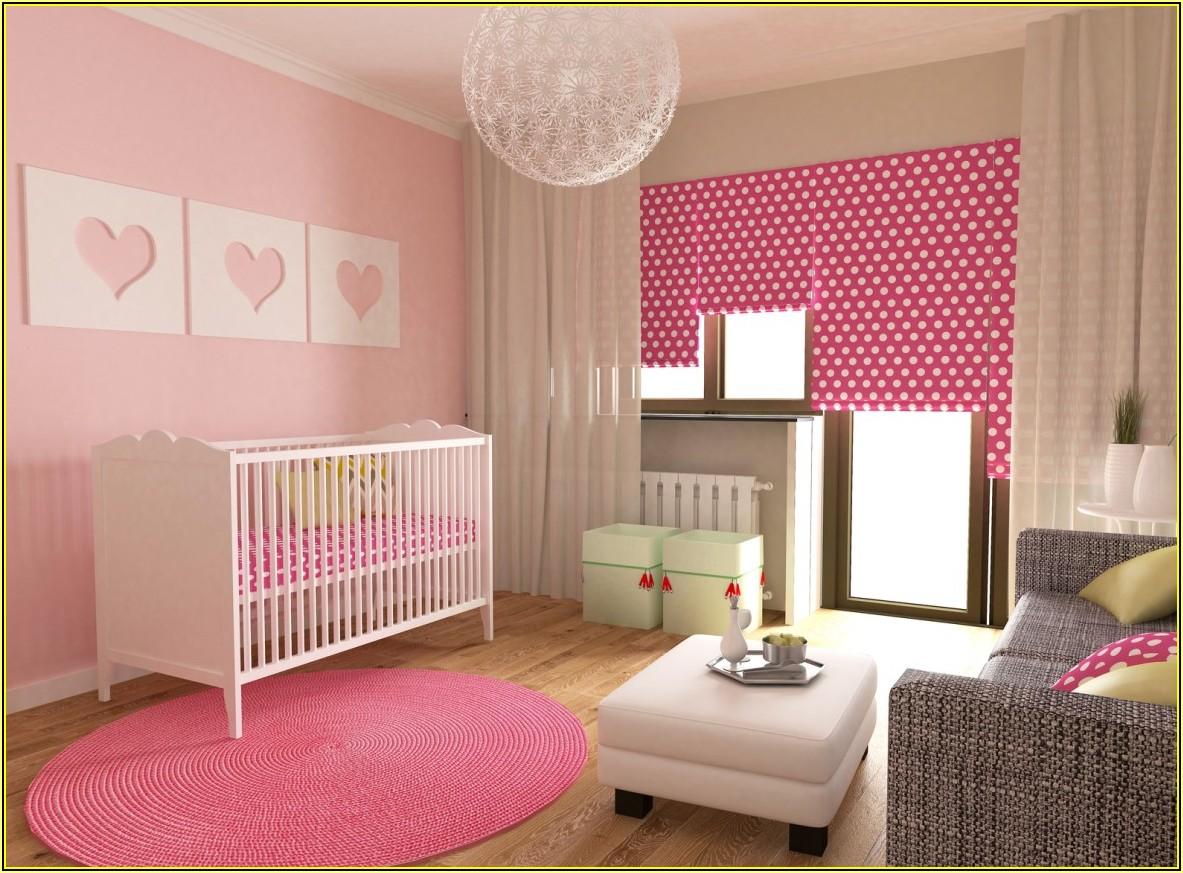 Kinderzimmer Streichen Ideen Mädchen