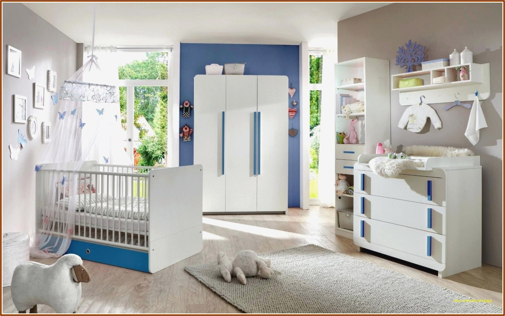 Kinderzimmer Streichen Ideen Streifen