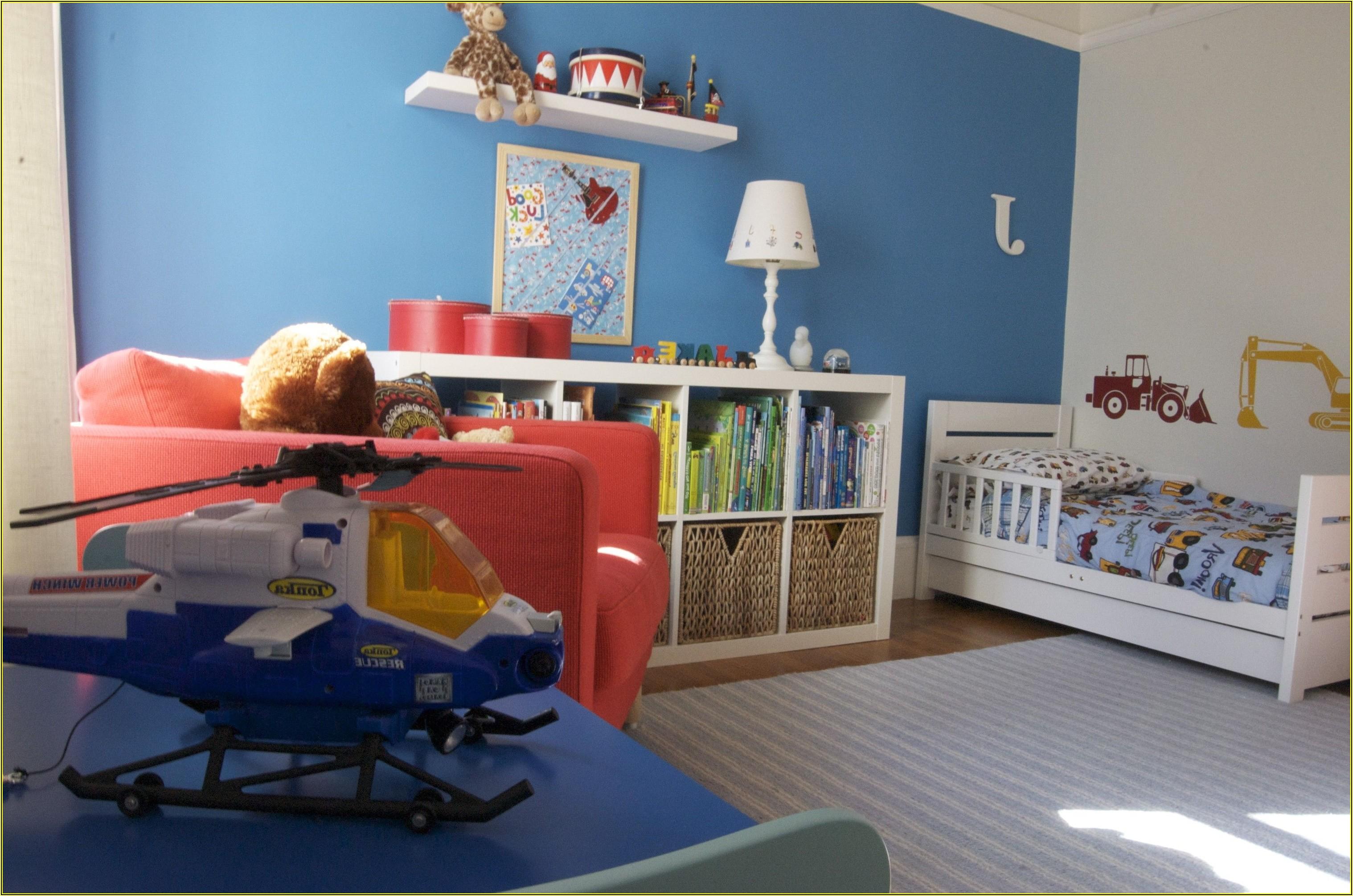 Kinderzimmer Streichen Jungen