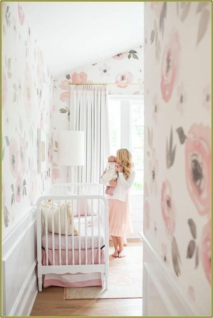 Kinderzimmer Wandgestaltung Für Mädchen