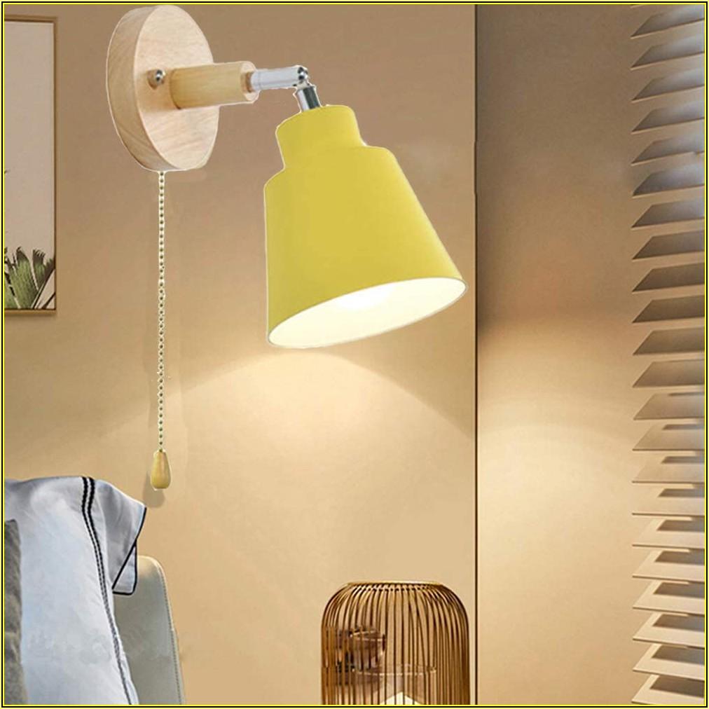 Kinderzimmer Wandlampe Mit Zugschalter