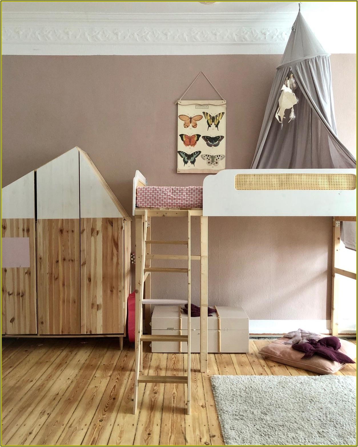Kinderzimmer Wie Möbel Stellen
