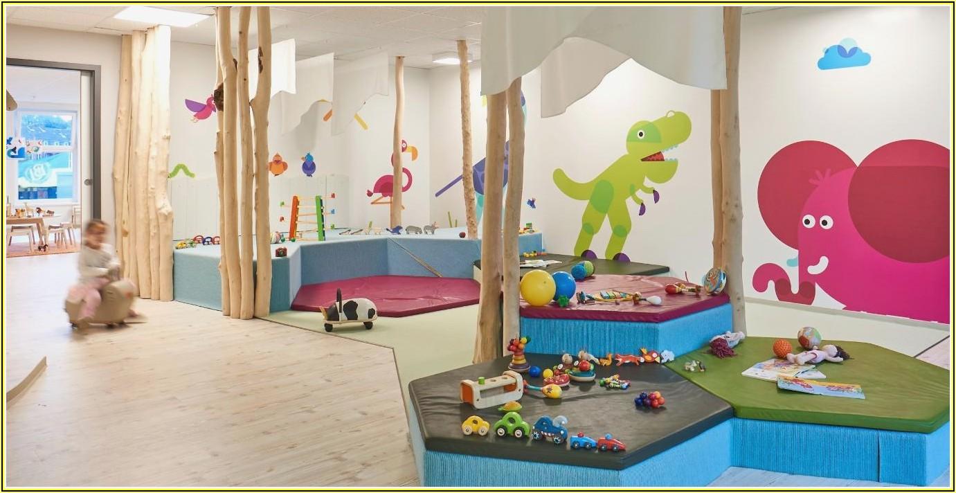 Kita Kinderzimmer Hammerbrook Hamburg
