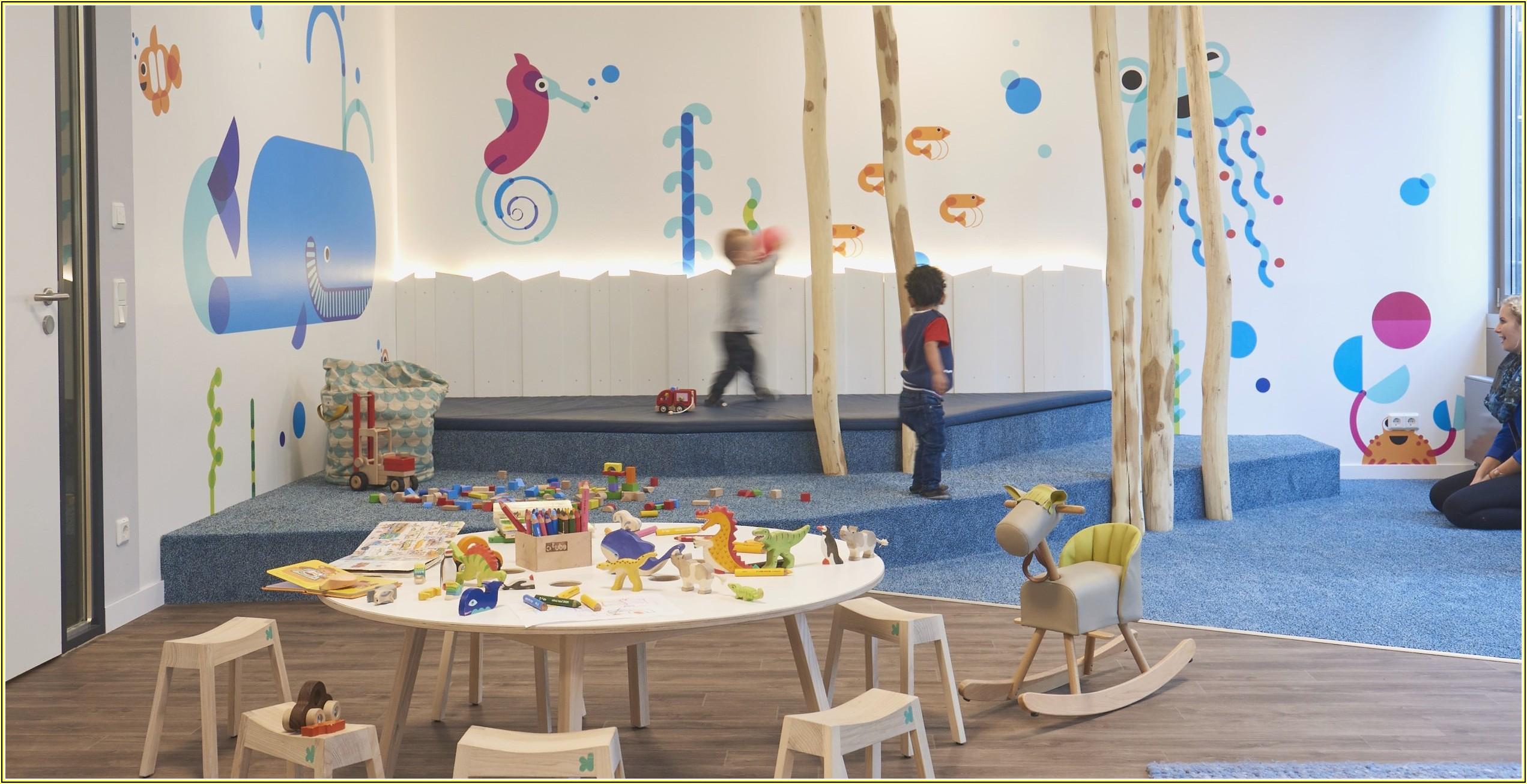 Kita Kinderzimmer Villa Flottbek