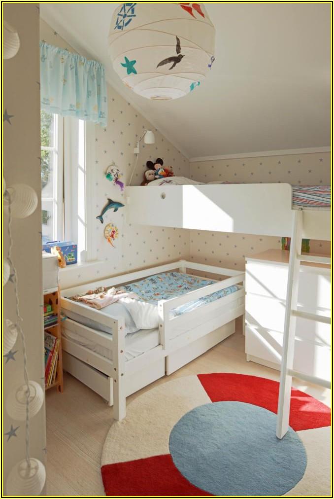 Kleine Kinderzimmer Für 2 Kinder