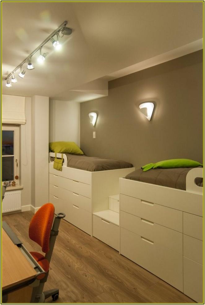 Kleine Kinderzimmer Für 2