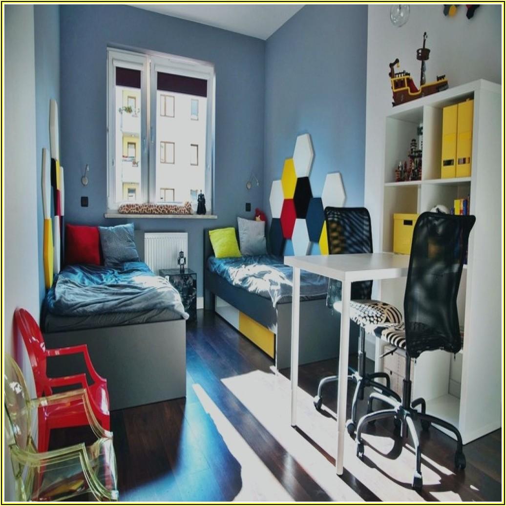 Kleine Kinderzimmer Für Zwei